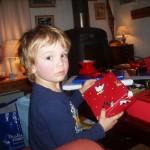 Massa julklappar till barnet!