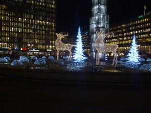 Jul a la Sthlm city!